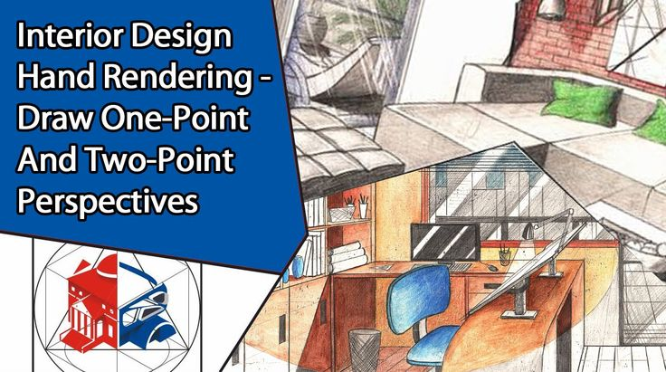 In this video we will be talking about one-point vs two-point perspectives in interior design - which is better and why.  Also, we will be looking at several examples of interior design hand rendering techniques and doing a short review for a couple of  drawings.  We will be covering:  - Two-point perspectives vs one-point perspective - 2B pencil line drawing - Interior perspective line drawing and hatching - Color composition - Giving your final work clarity and making it jump off the page