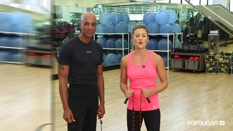 Jump Rope Workout... really good different ways to jump.