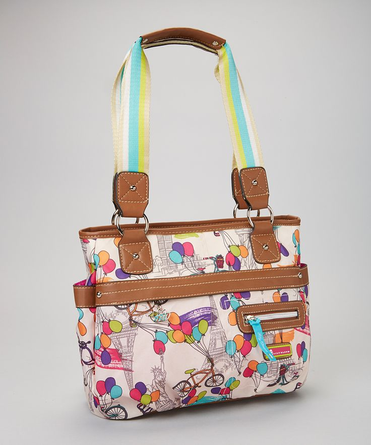 Up in the Air Sidewalk Satchel