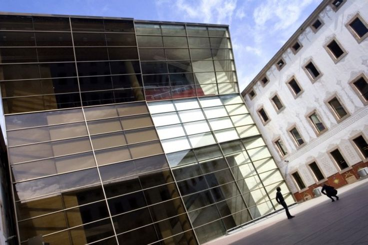 Center of Contemporary Culture of #Barcelona (CCCB) #architecture