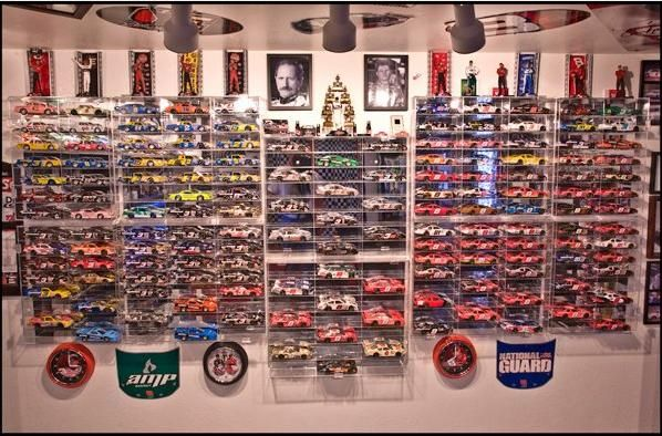 I don't like NASCAR but this is still pretty awesome!