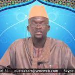 (Video) « Hadith du jour » Vendredi 27 Mars 2015, La récitation du Coran pour la personne en état de janaba – Avec Oustaz Makhtar Sarr.