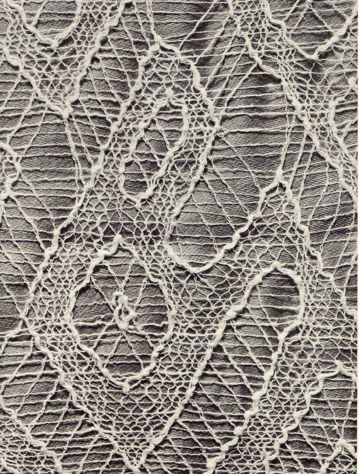 17 Best images about Knitting: Lace Inspiration on Pinterest Creative, Char...