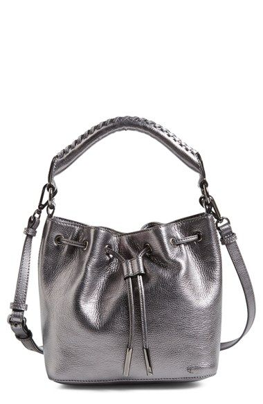 Free shipping and returns on Elliott Lucca 'Gigi Bon Bon' Leather Bucket Bag at Nordstrom.com. Chic leather punctuates a must-have bucket bag styled with a flippy tassel. Carry it by the top handle or use the optional crossbody strap for street-savvy versatility.