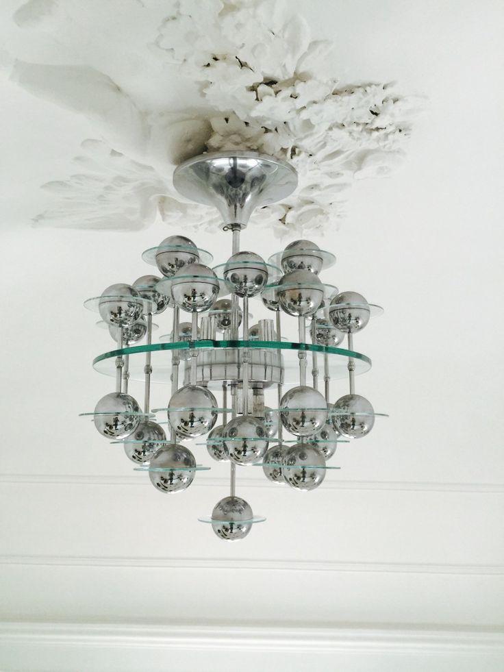 Sculptural Italian chandelier from '70 (1800.00 EUR) by GiammyArt