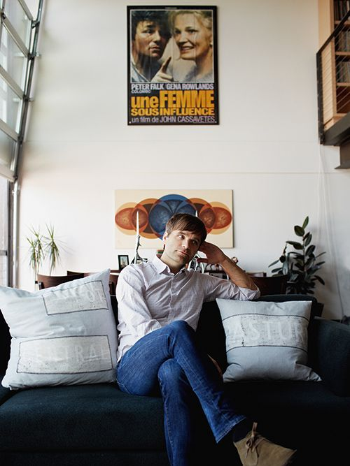 Ben Gibbard, officially one of my favorite people - Love him. Seen Death Cab 5 times and Postal Service 1.