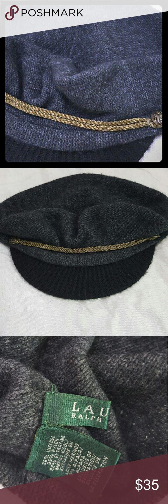 Ralph Lauren Greek Fishermans Cap Great for the fall season . Good Condition Ralph Lauren Accessories Hats