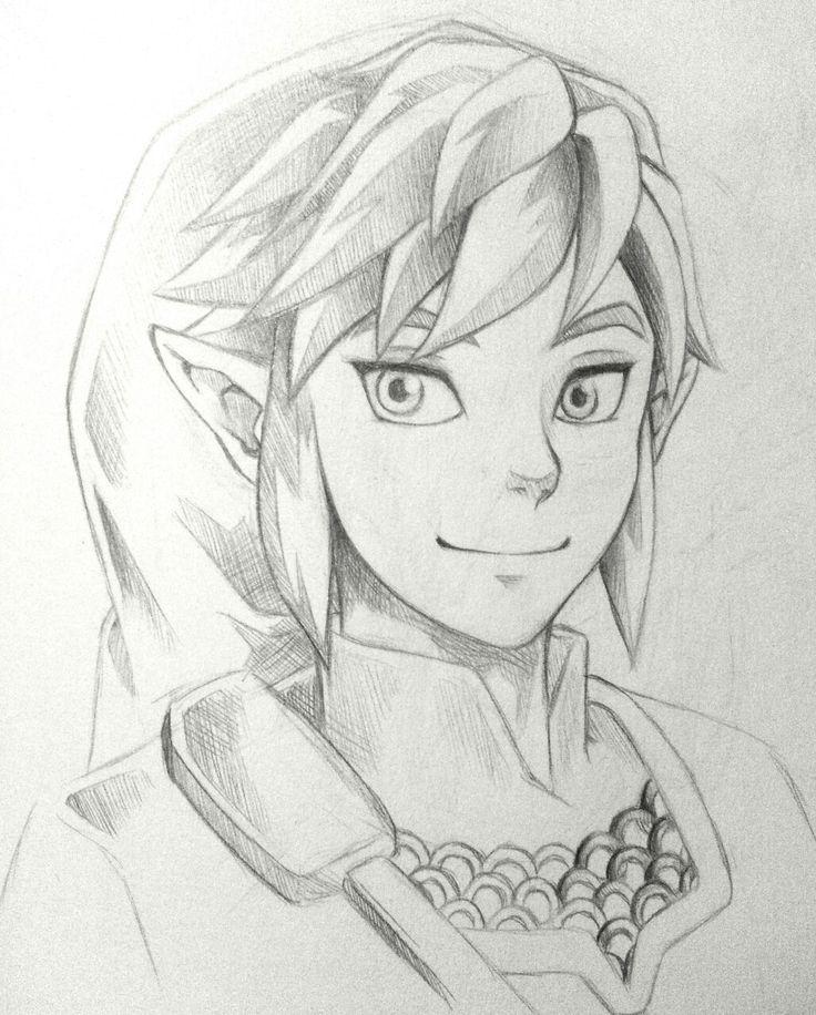 Felt the need to study Skyward Sword Link (Legend of Zelda)