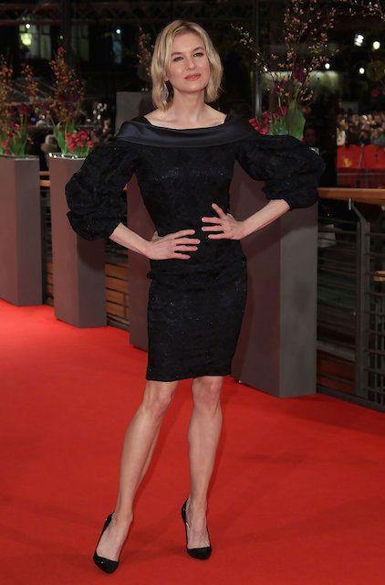 American actress, Renee Zellweger...