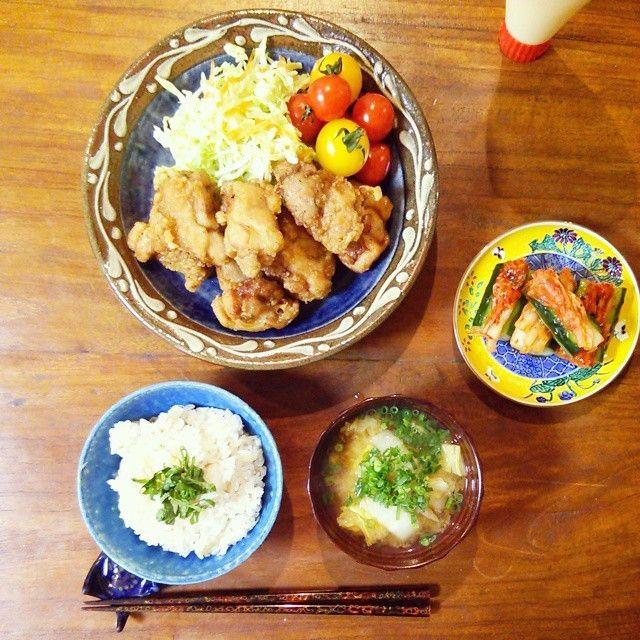 女優・木村文乃さんのinstagramに並ぶ、彩り豊かなほっこり#ふみ飯   by.S
