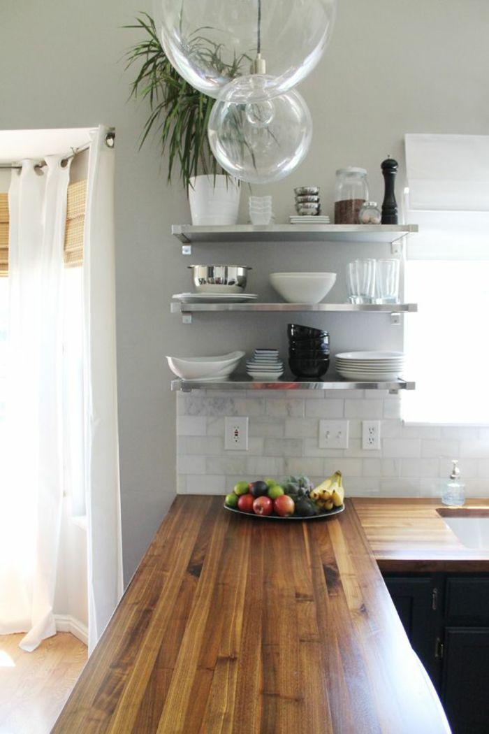 Best 25 cr dence cuisine ikea ideas on pinterest compteur de bois etagere - Credence cuisine castorama ...