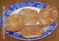 Aberdeen Butteries: Will never make these, but loved the recipe and language!