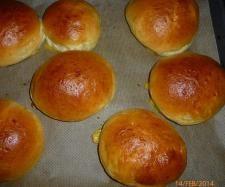 Über Nacht! Rezept Milchbrötchen *Mega - Soft* von macy-jane - Rezept der Kategorie Brot & Brötchen