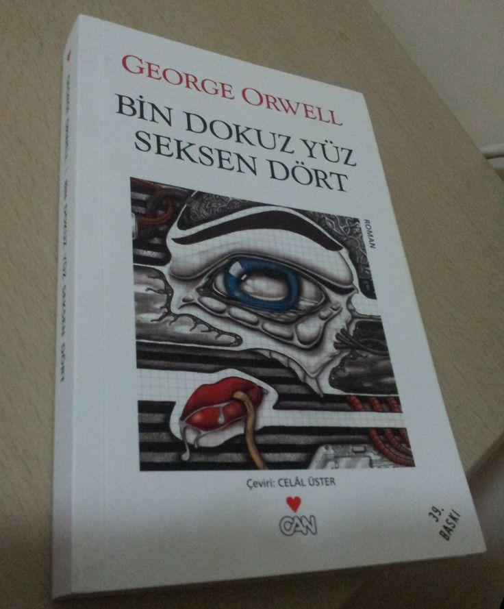 Bin Dokuz Yüz Seksen Dört - George Orwell