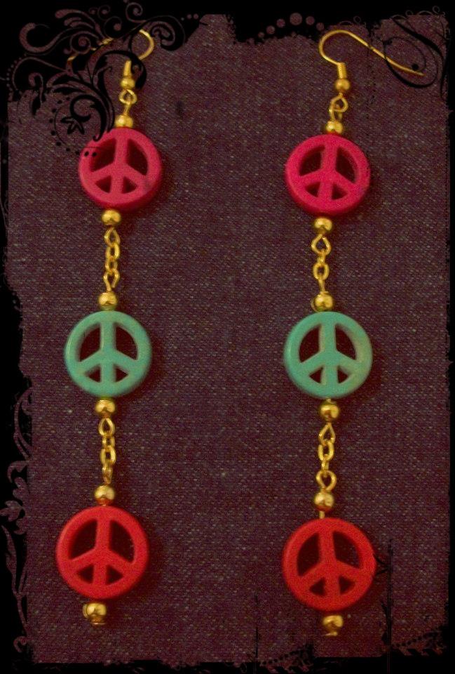 Aros escalera de la paz
