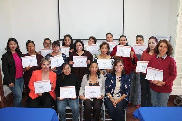 Concluye Gobierno Municipal con éxito séptimo taller para mujeres emprendedoras | El Puntero
