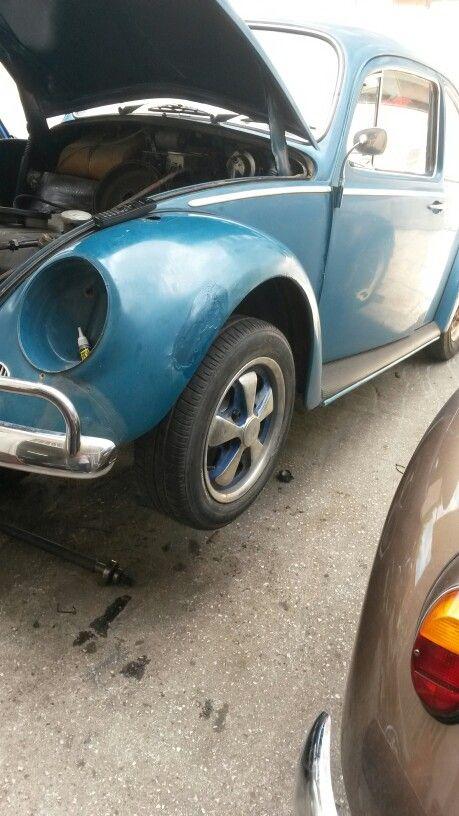 Tire experiment No1 fail! Wheel too small!