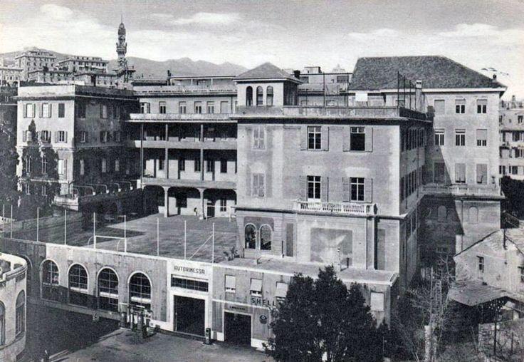 Istituto Arecco, Genova