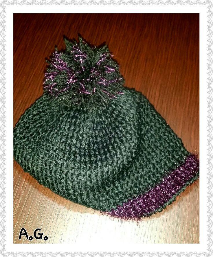-Glittery Hat-