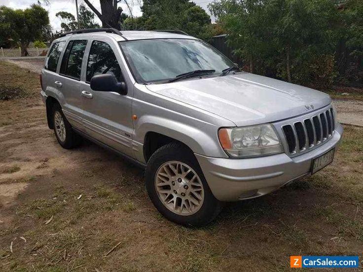 2003 Jeep Grand Cherokee Limited #jeep #grandcherokee #forsale #australia