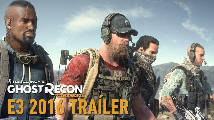 Tom Clancy's Ghost Recon Wildlands - Tráiler E3 2016: Conoce al Cártel (Español) #GhostReconWildlands #shooter #GhostRecon #ubisoft #Games #Videogames #TomClancys