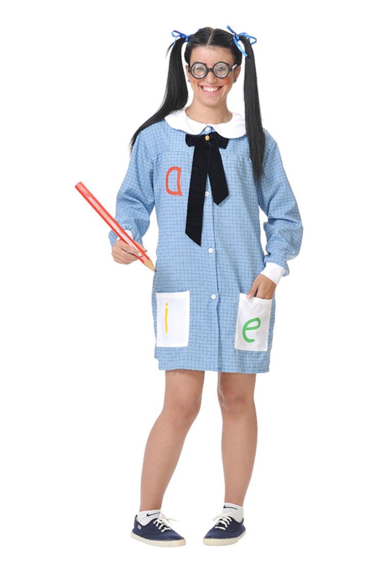 disfraz de colegiala  www.disfracesbacanal.es