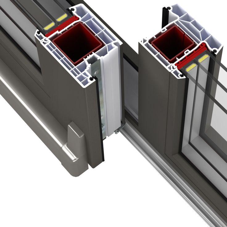 #Drzwi zewnętrzne PVC; #okna; #producent okien: #aluplast; #okna pvc; #okna pvc;