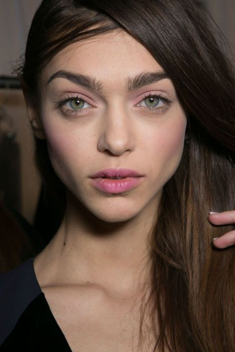 #Fall #Makeup Trend: Flushed Cheeks