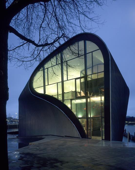 René van Zuuk – ARchitecture Centre Amsterdam (ARCAM) (photography by Luuk Kramer)