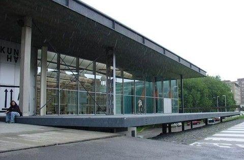 Выставочный зал в Роттердаме