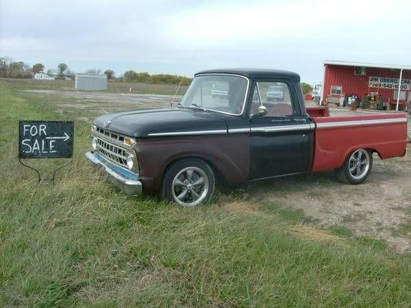 1965 ford f100 pickup for sale in missouri classics used classic car. Black Bedroom Furniture Sets. Home Design Ideas