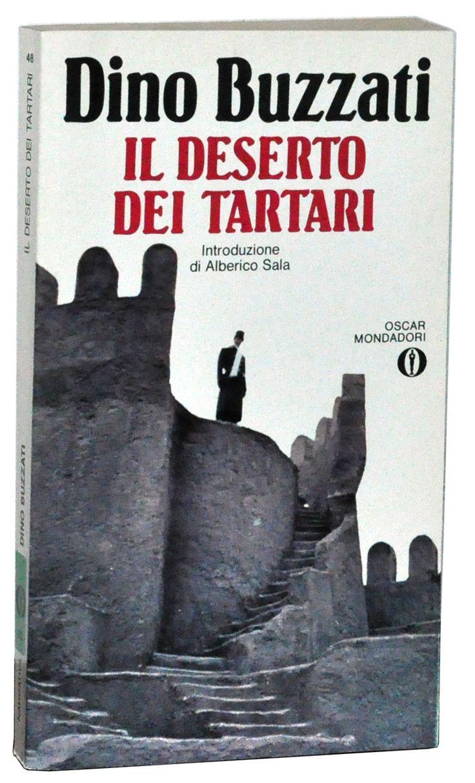 il deserto dei tartari / Dino Buzzati http://fama.us.es/record=b1349816~S11*spi