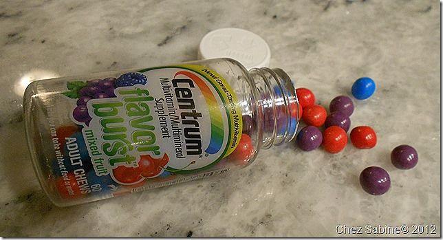 Centrum Flavor Burst Adult Chews Multivitamin Review. Winner or loser?
