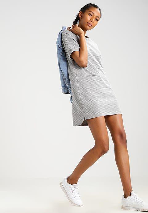 Native Youth Sukienka dzianinowa - grey za 124,5 zł (21.09.17) zamów bezpłatnie na Zalando.pl.