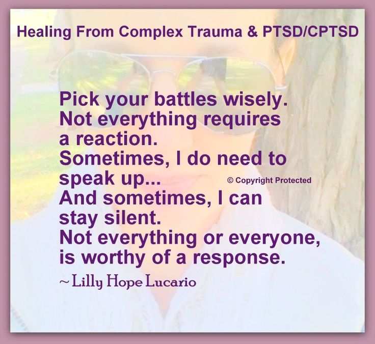 "ptsd dating relationships Post traumatic stress disorder (ptsd) is a so called ""disease"" of the amygdala   conversely, a tendency to rush into relationships and clamp on too quickly  i  decided to stop dating over 10 years ago and i will not be going back to that."
