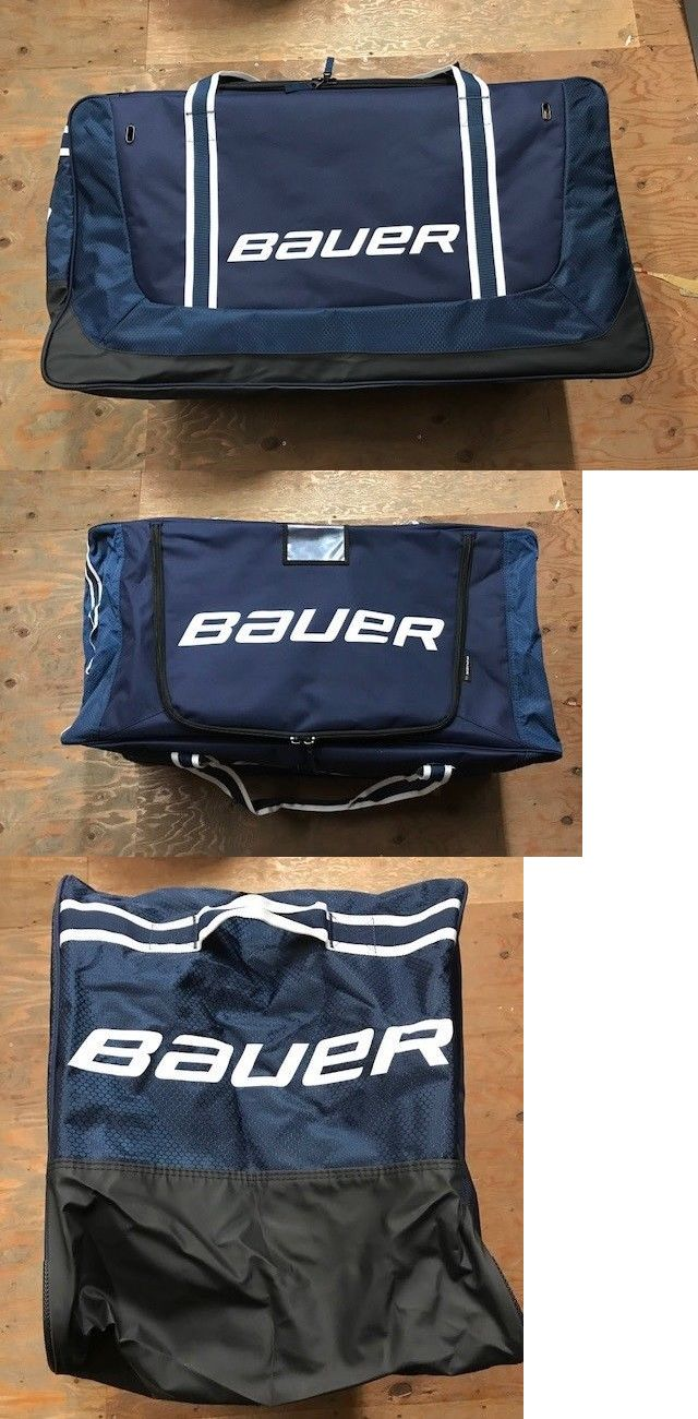 c13794275bd Equipment Bags 58113  Bauer 650 Carry Hockey Bag - Large Navy -  BUY IT NOW  ONLY   54.99 on eBay!