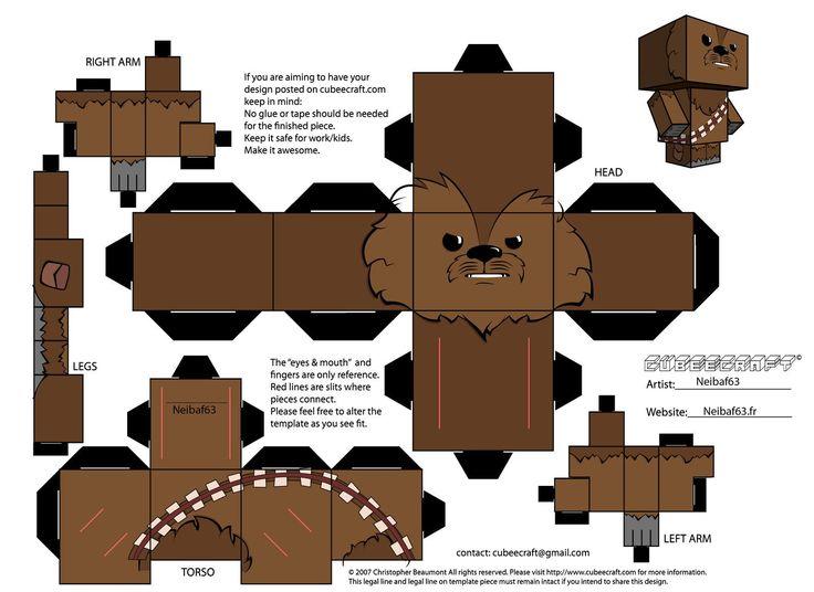 Papercraft Star Wars                                                                                                                                                                                 More