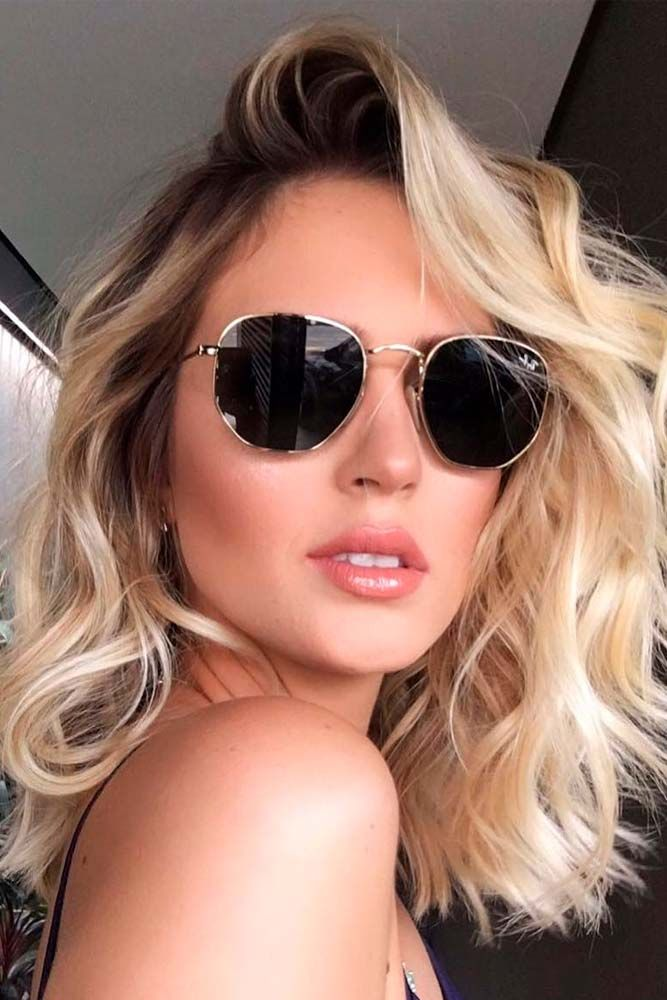 Wavy Hairstyles a light medium wavy hairstyle Best 25 Short Wavy Hairstyles Ideas Only On Pinterest Wavy Bob Hairstyles Latest Haircuts 2016 And Wavy Bobs