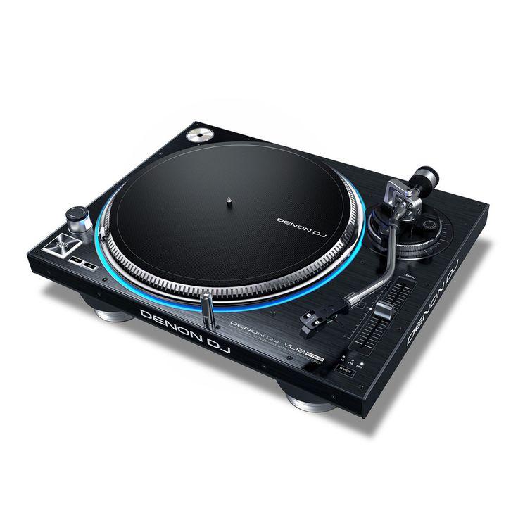 Denon DJ - VL12 Prime Turntable