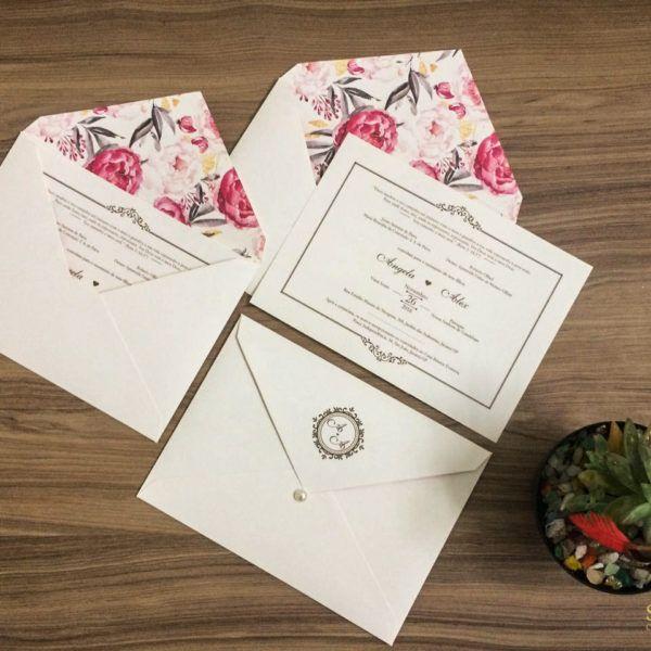 Convites de casamento #floral #convites #wedding #moderno #tradicional #spazioconvites #sãopaulo #top #brasão #monograma #novidade #lindo #noiva #sonaspazio