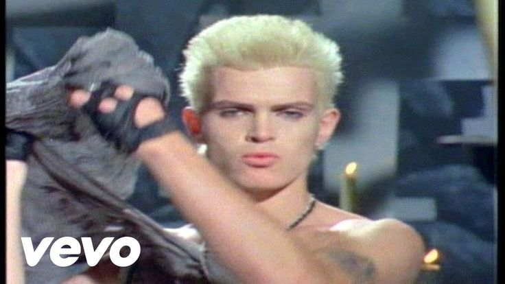 Billy Idol - White Wedding Pt 1  Official video of Billy Idol performing White Wedding Part 1 from the album Billy Idol. Buy It Here: http://ift.tt/1oth50Q Directed by David Mallet the ...