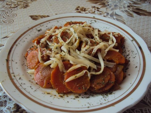 mrkvovy perkelt: (inspiracia -Antonia Macingova) recept: http://www.mimibazar.sk/recept.php?id=46637