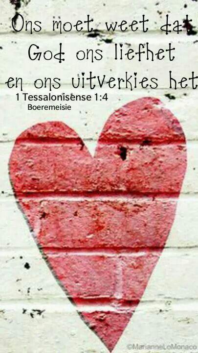 Teks - 2 Tes1:4 #Afrikaans #HeartyArtyQuotes __Boeremeisie