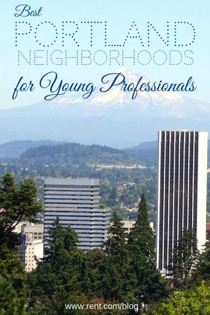 With beautiful scenery and tax-free shopping, Portland is a great place to move. If you're a recent grad moving to this unique city, here are some of the best neighborhoods for young professionals!