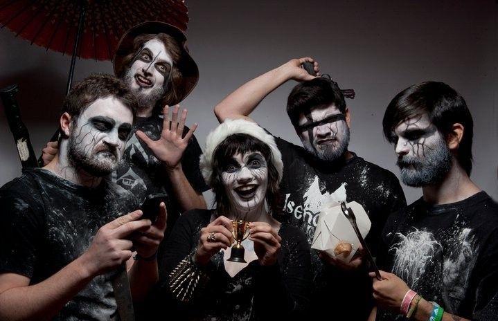 "iwrestledabearonce   Metal News : Iwrestledabearonce offers new song ""Karate Nipples ..."