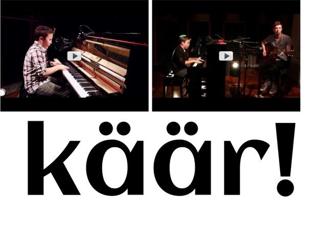 Kaar!: Book
