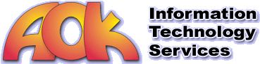 AOK Information Technology Services :: Iiluodontie 9