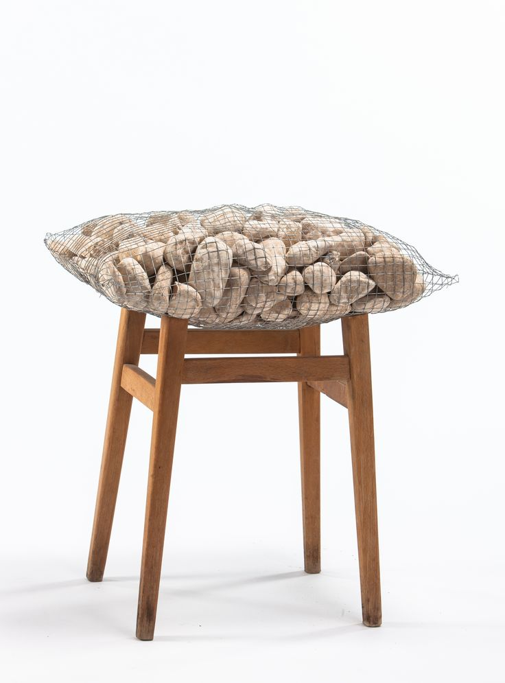 Pebbles stool | Adam Levi