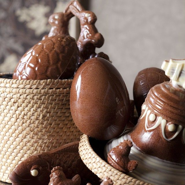 Easter treats to share with your family. #EasterBunny #EasterEgg #EasterChocolate
