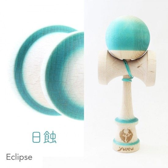日蝕 Eclipse Dyeing - Blue